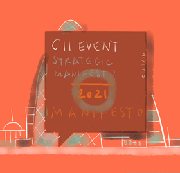 Manifesto event sketches